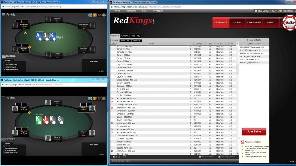 RedKings Poker PC und Mac 1024x574